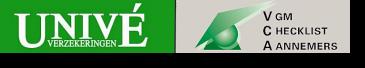 Unive verzekerd en VCA gecertificeerd dakdekkersbedrijf